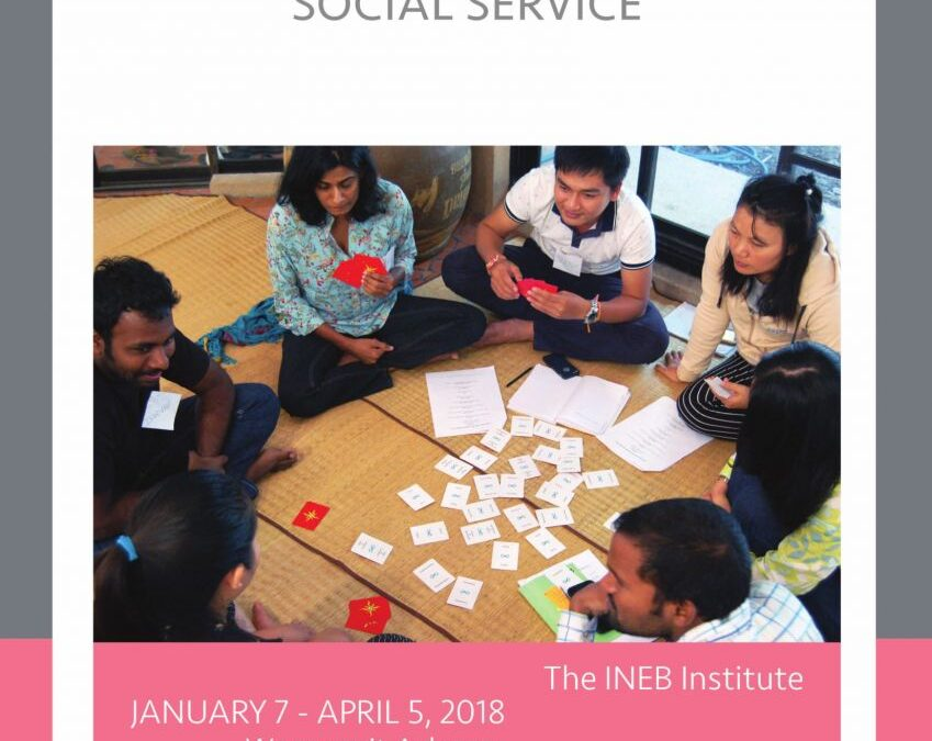 English for Engaged Social Service 2018